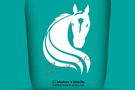 Maker's Mark® Commemorative Zenyatta Bottle Benefits Old Friends